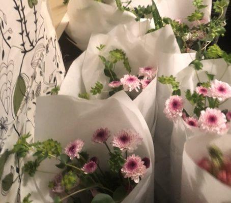 レッスンプロ向けの花材